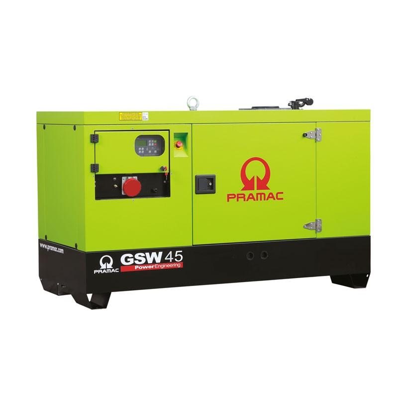 Generador GSW 45 Pramac SimmaRent