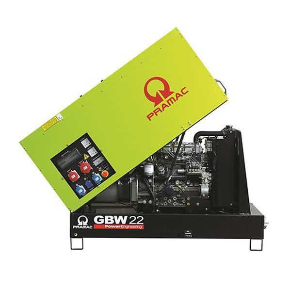 Generador GBW 22 Pramac SimmaRent