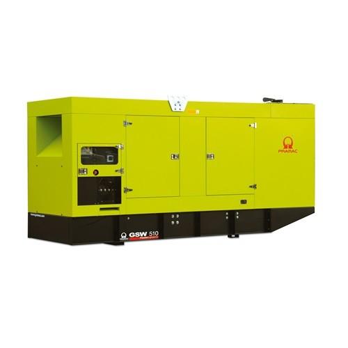 Generador Pramac SimmaRent