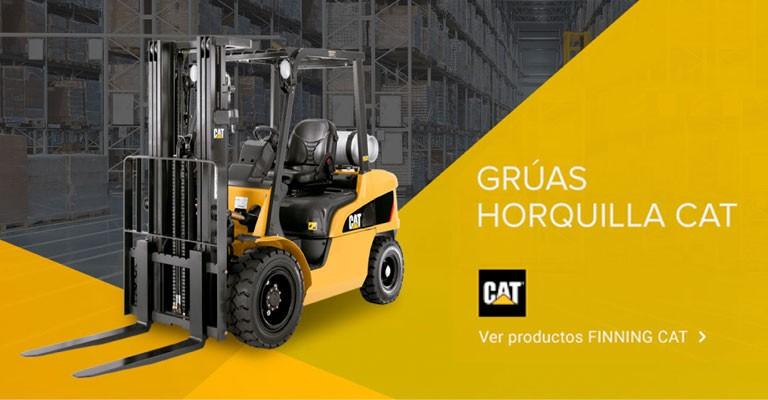 Grúas Horquilla Cat SimmaRent