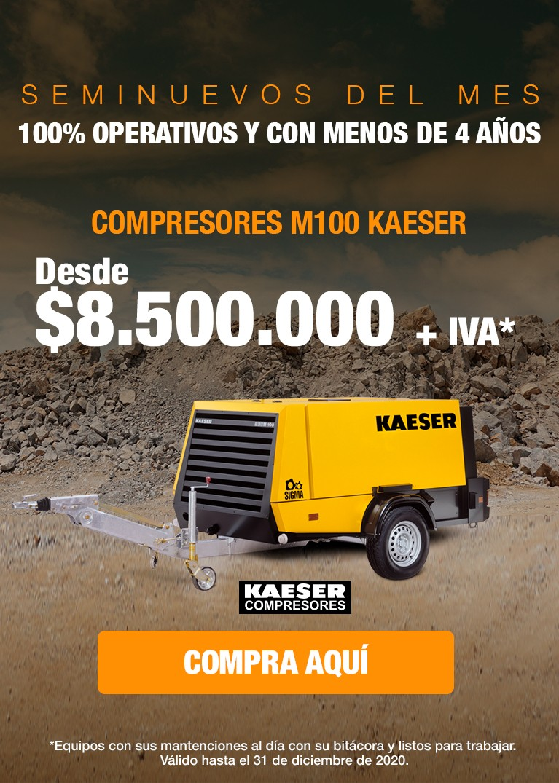 Compresor Kaeser SimmaRent