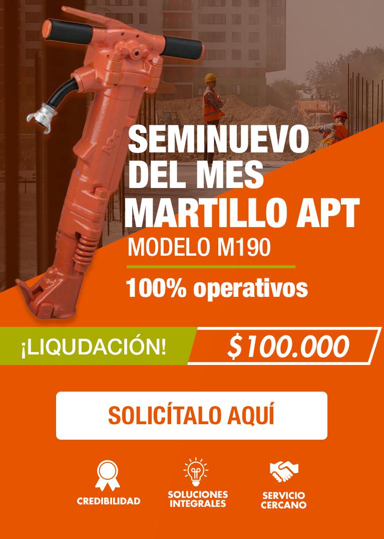 Martillo APT